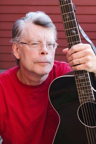 Photo Guitare Stephen King