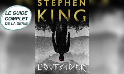 Serie Stephenking L Outsider Guide Complet