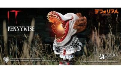 Star Ace Figurine Pennywise 04