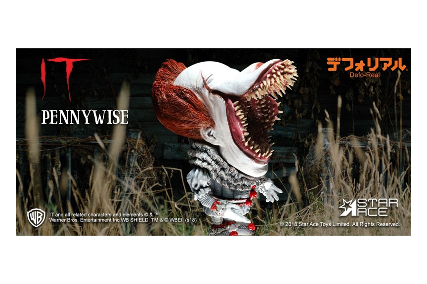 Star Ace Figurine Pennywise 06