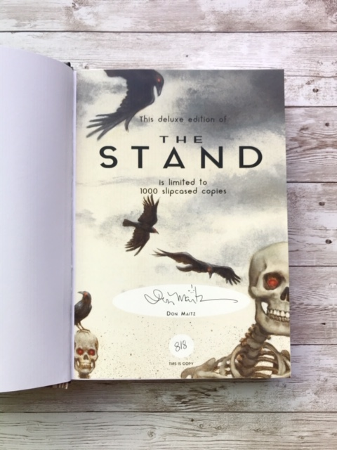 Thestand Limitededition Pspublishing 2