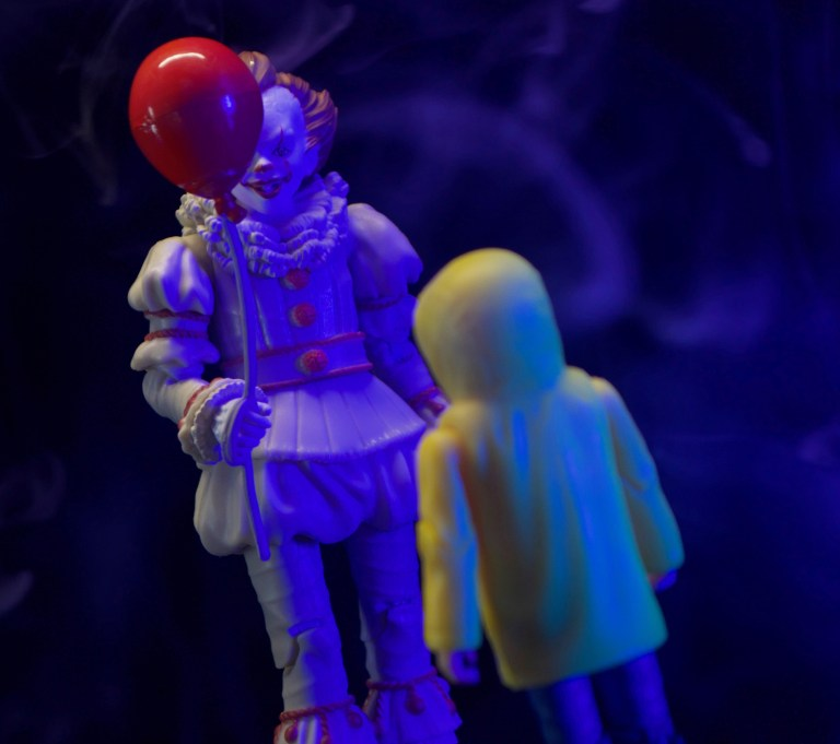 Funko It Action Figure Review Georgie Balloon