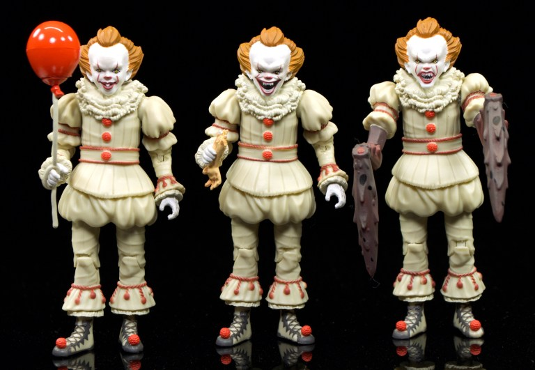 Funko It Action Figure Review Pennywise Generation