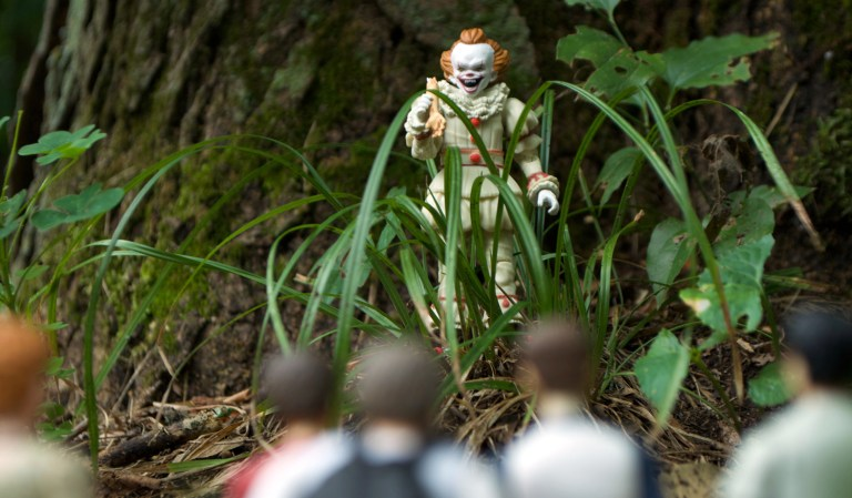 Funko It Action Figure Review Woods