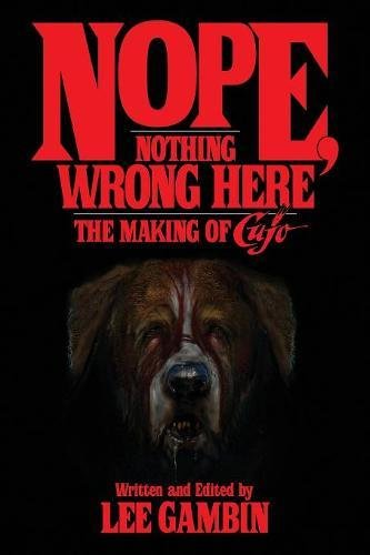Cujo Livre Making Of Lee Gambin