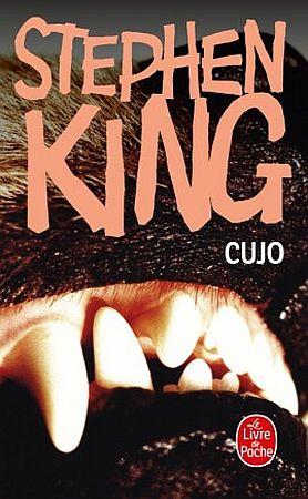 Cujo Livre Stephen King Livredepoche
