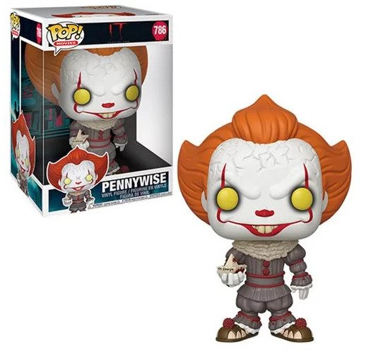 Figurine Funko Pennywise 10 Inch 786 Photo2