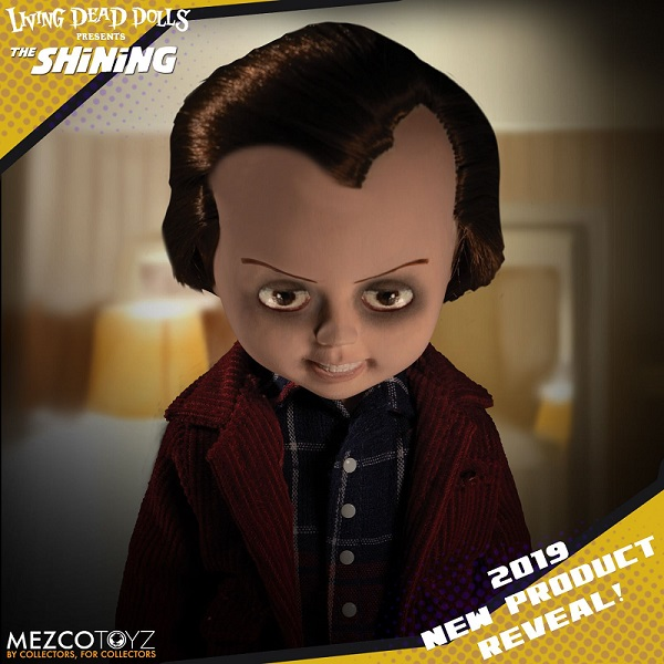 Figurine Mezco Jack The Shining