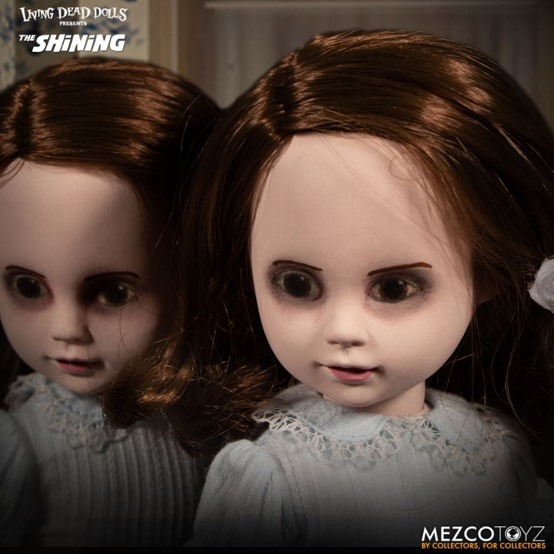 Figurine Mezco Twins 01