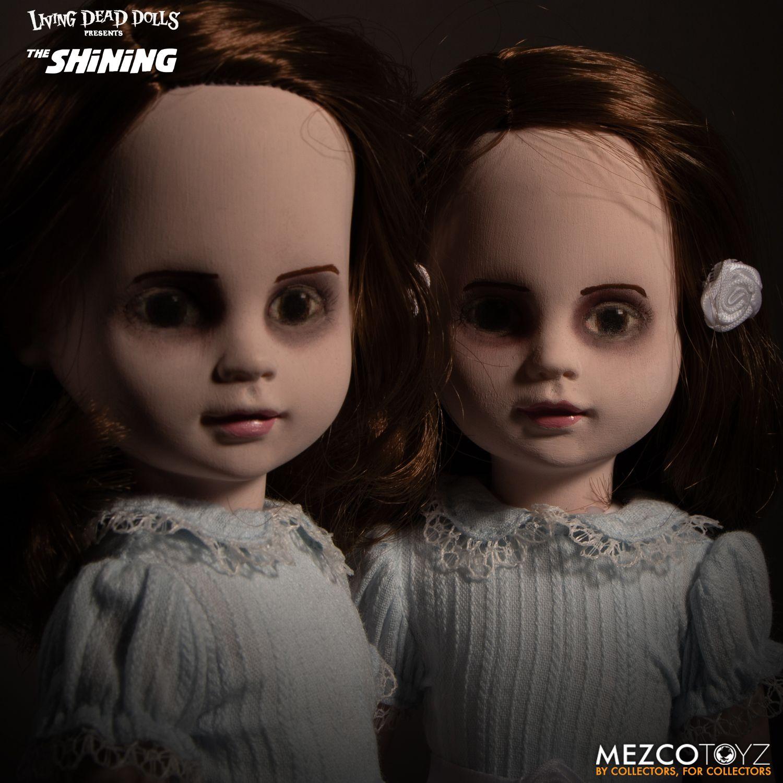 Figurine Mezco Twins 03