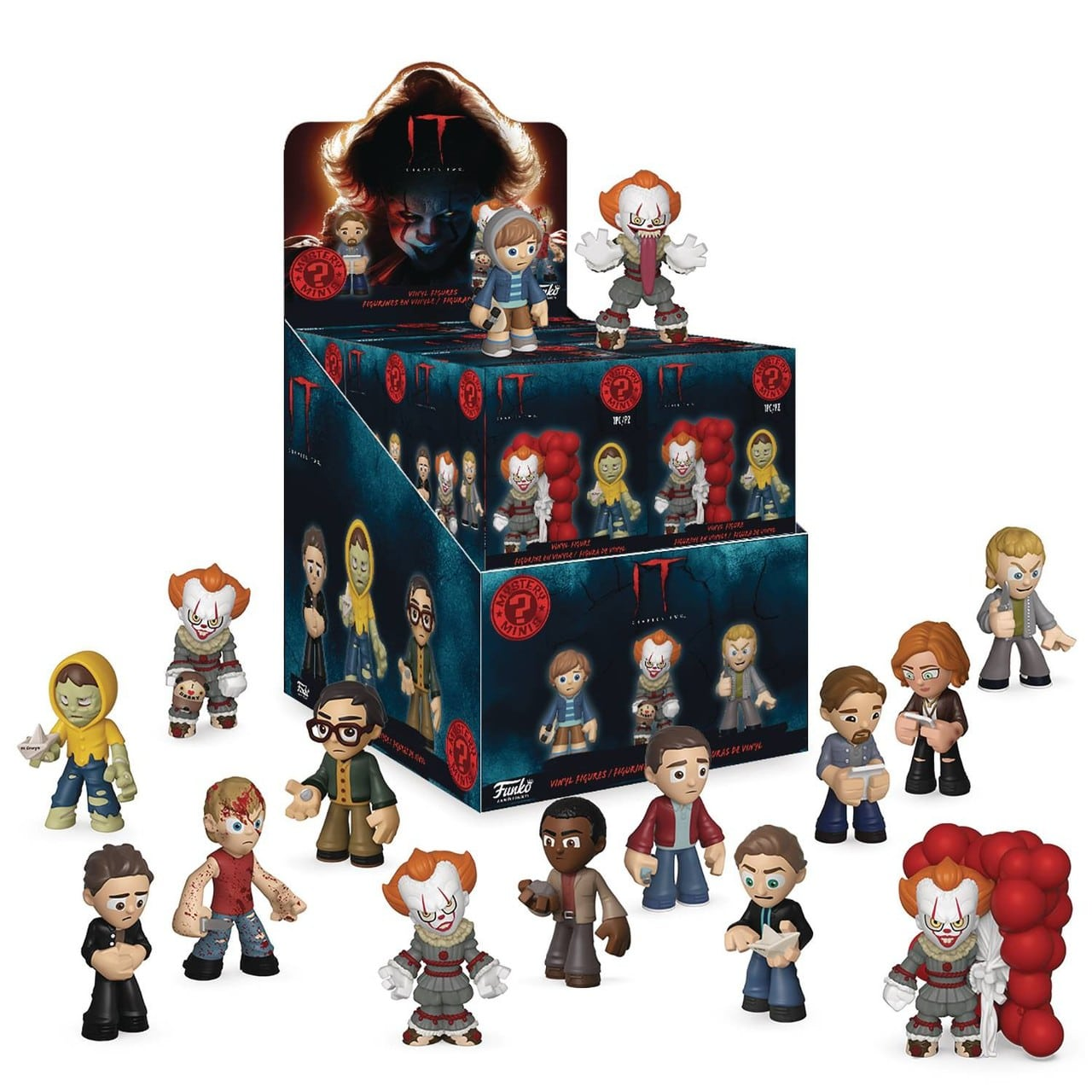 Figurines Funko It Mystery Mini Chapter2