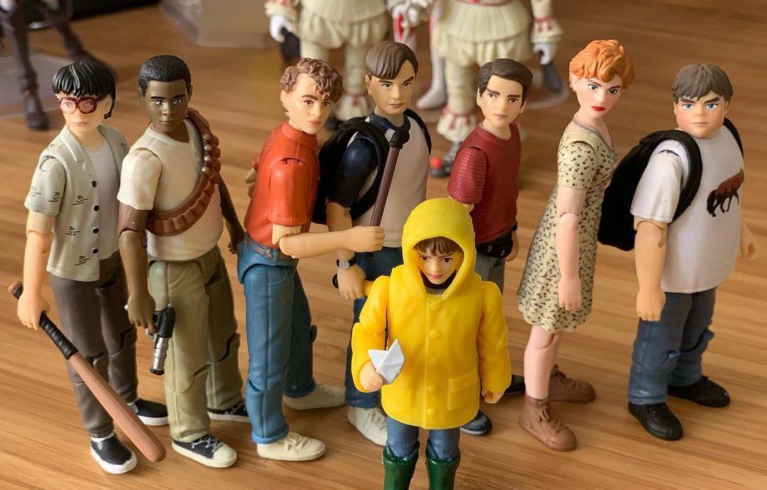 Funko Figurines Articulees Funko Poa Ca Losersclub