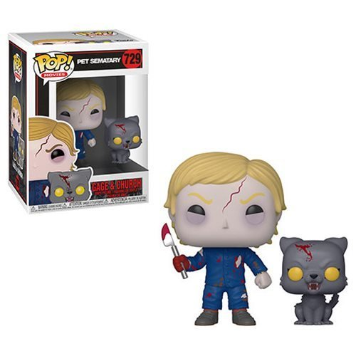 Funko Petsematary Simetierre Church Gage Creed