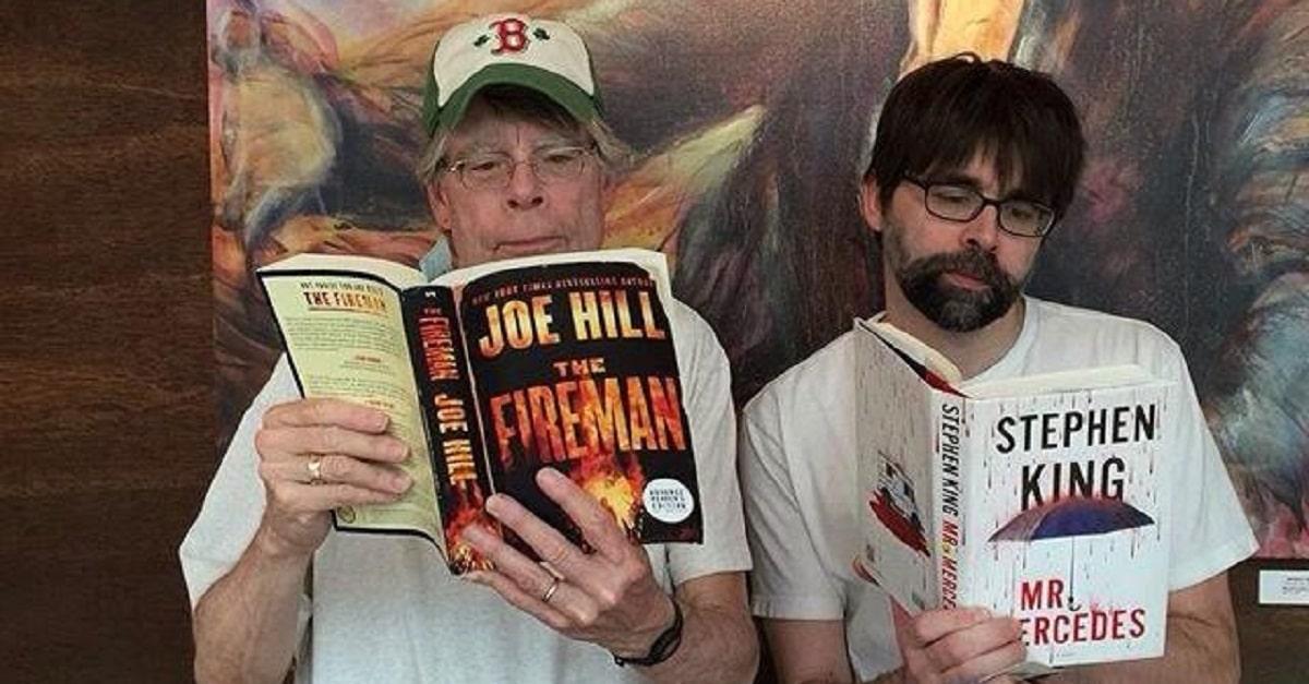 Joe Hill Stephen King