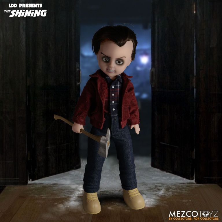Living Dead Dolls Stephenking Shining Jack10