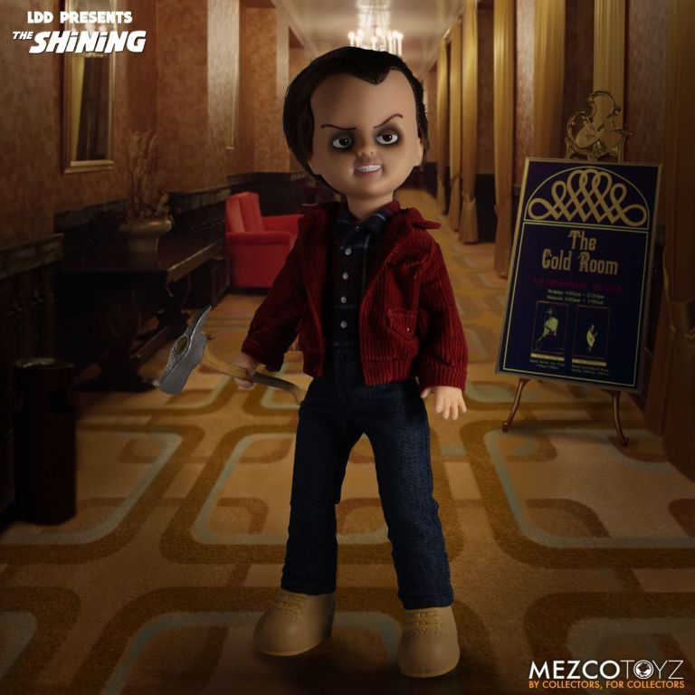 Living Dead Dolls Stephenking Shining Jack2