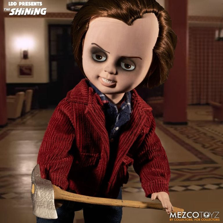 Living Dead Dolls Stephenking Shining Jack4
