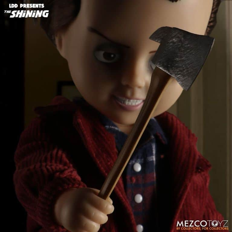 Living Dead Dolls Stephenking Shining Jack6