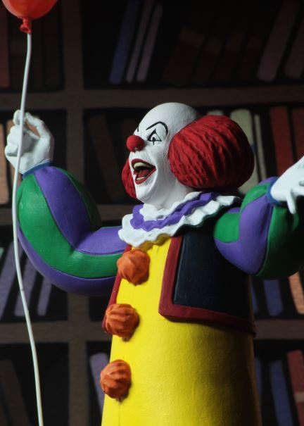 Neca Pennywise Grippe Sou Toy Fair 2019 Toony Terror 1990 02