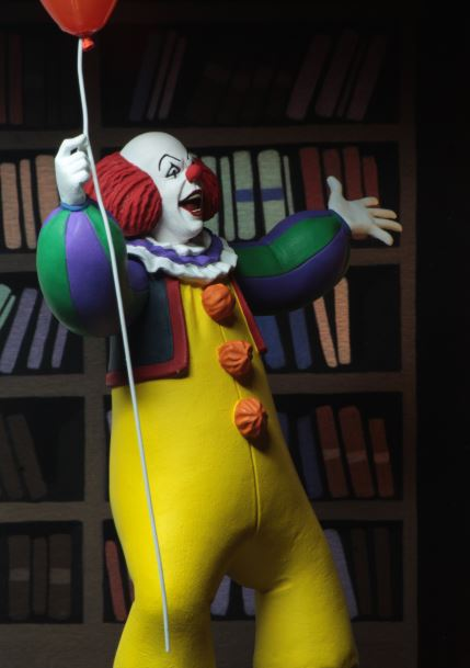 Neca Pennywise Grippe Sou Toy Fair 2019 Toony Terror 1990 03