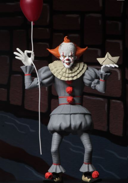 Neca Pennywise Grippe Sou Toy Fair 2019 Toony Terror 2017 01