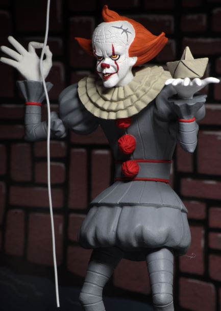 Neca Pennywise Grippe Sou Toy Fair 2019 Toony Terror 2017 02