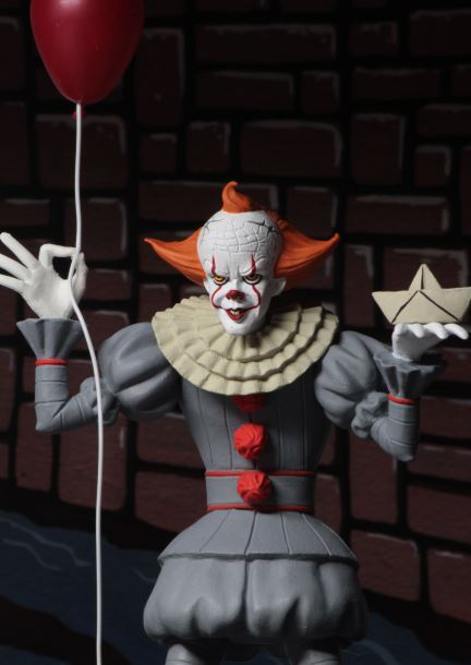 Neca Pennywise Grippe Sou Toy Fair 2019 Toony Terror 2017 04