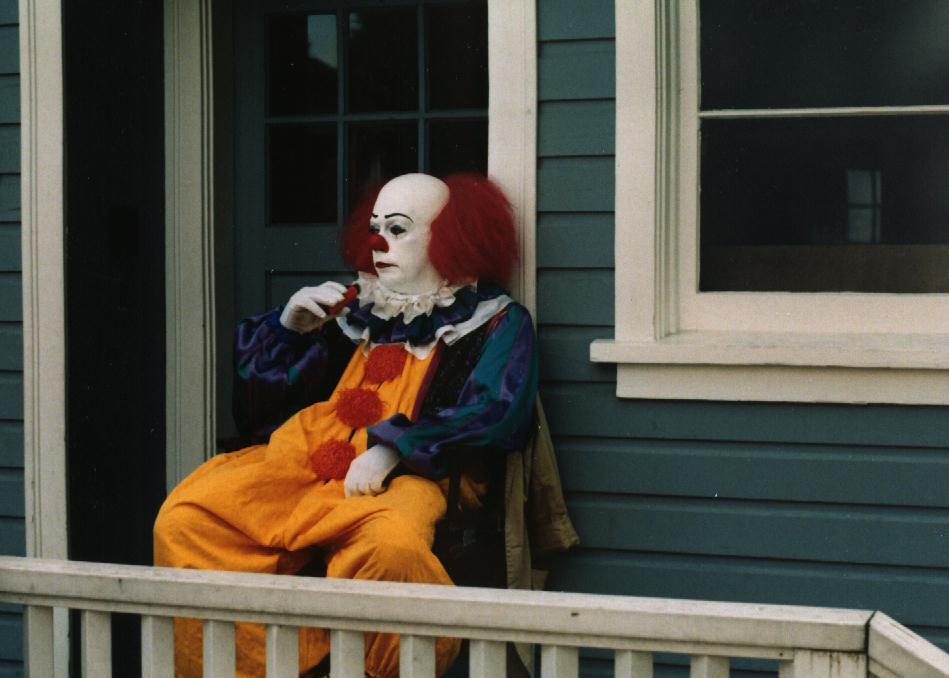 Pennywise 1990 Timcurry Chilling 1