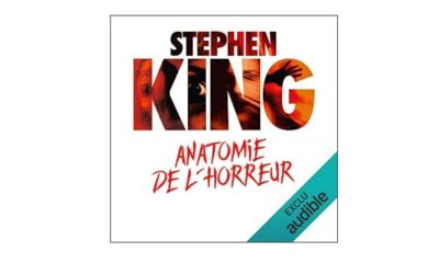 Stephenking Anatomie De Lhorreur Livre Audio Audible Header