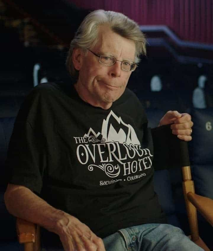Stephenking Photo Tournage Doctor Sleep