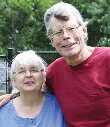 Stephenking Tabithaking Maine Senior Marriage 48ans