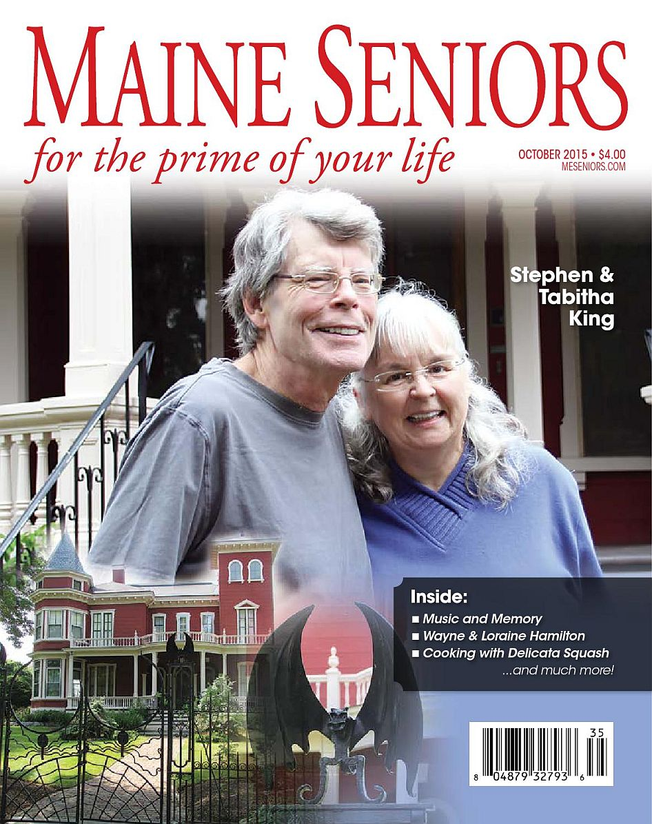 Stephenking Tabithaking Maine Senior P01