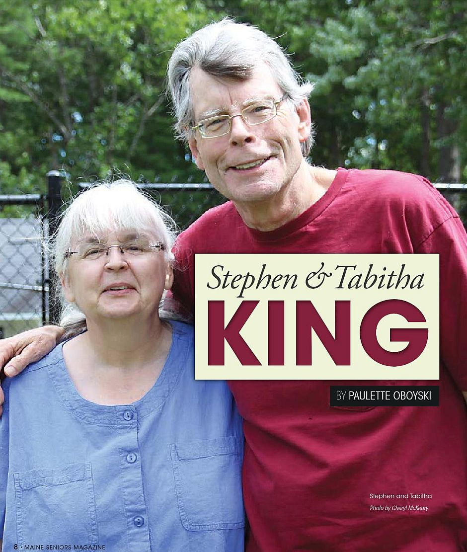 Stephenking Tabithaking Maine Senior P10