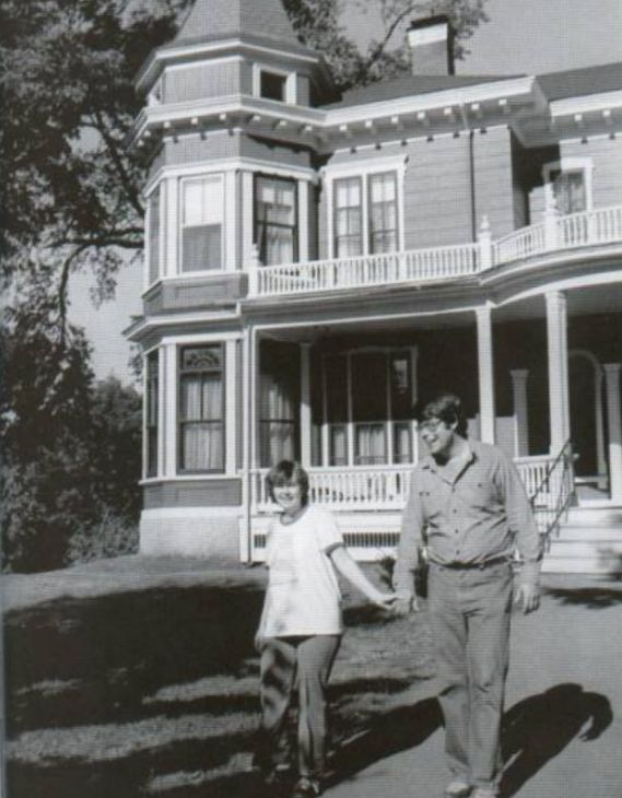 Stephenking Tabithaking Septembre1980 Emmenageant Bangor West Broadway House