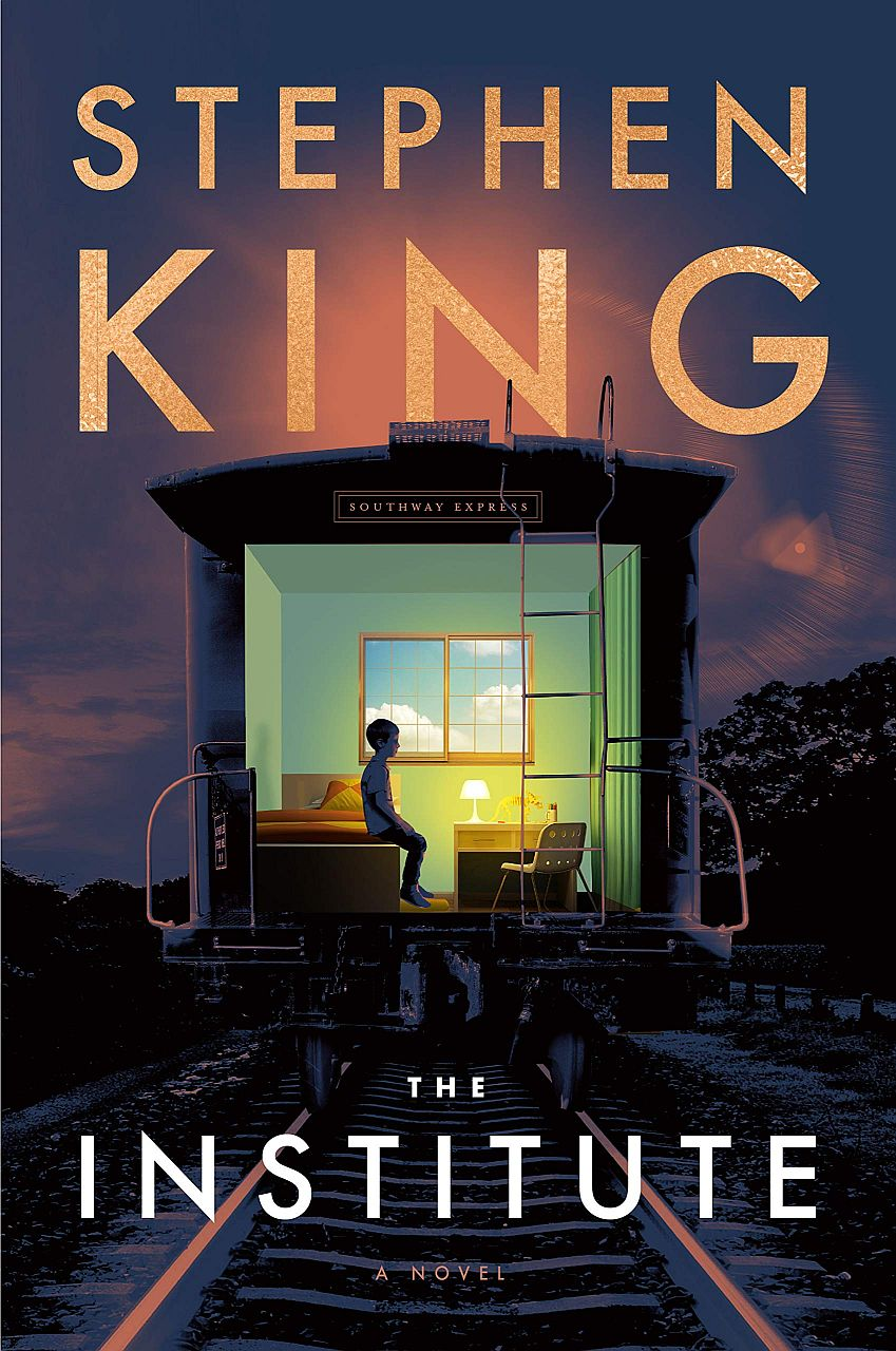 Stephenking Theinstitute Cover