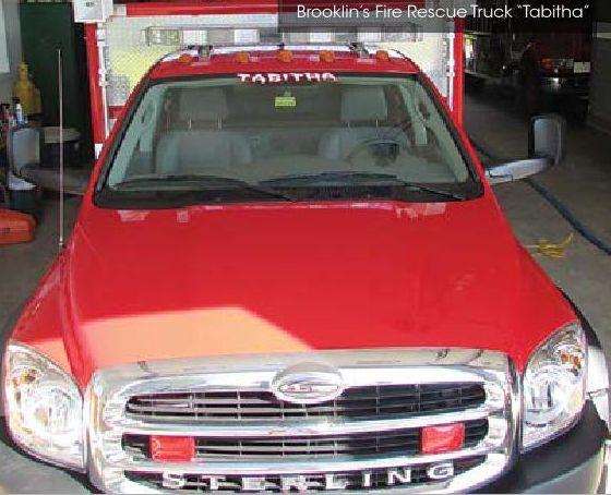 Tabitha King Truck 02