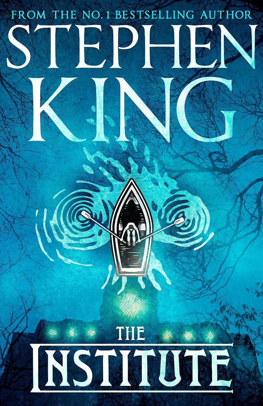 Theinstitute Stephenking Uk Hodder Cover