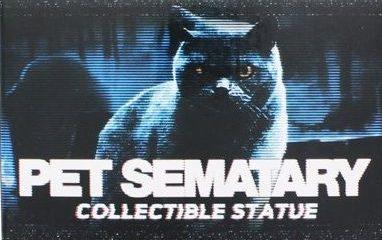 Toynk Figurine Chat Simetierre 1989