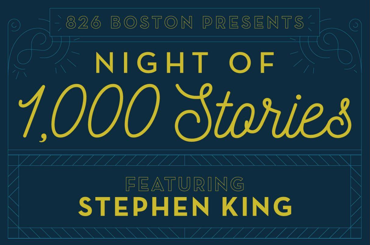 1000stories Stephenking