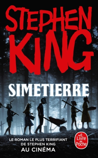 Simetierre Stephenking Lelivredepoche 2019 Film Small