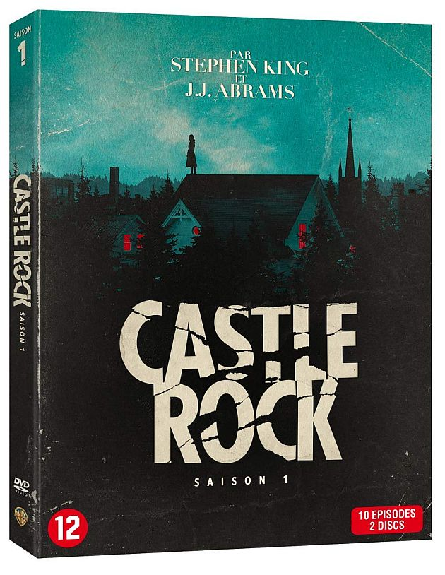 Castle Rock Saison1 Dvd