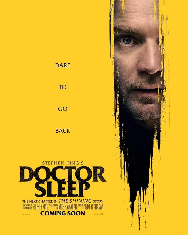 Doctorsleep Poster Americain Stephenking 01