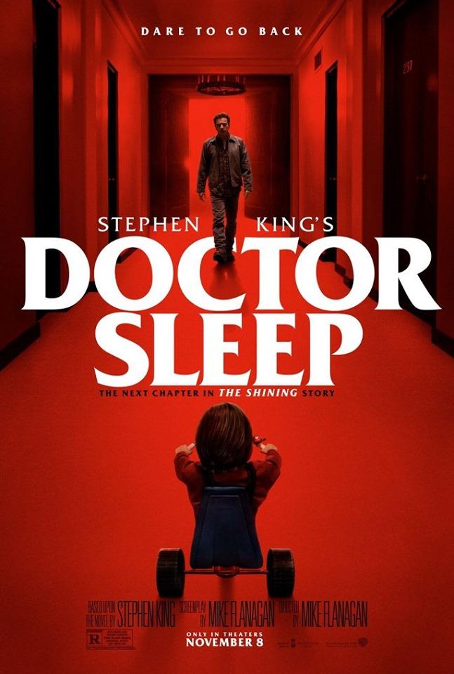 Doctorsleep Poster Americain Stephenking 02