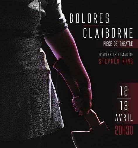 Dolores Claiborne Stephenking Piece Theatre 42 Saint Just Saint Rambert 01 Poster
