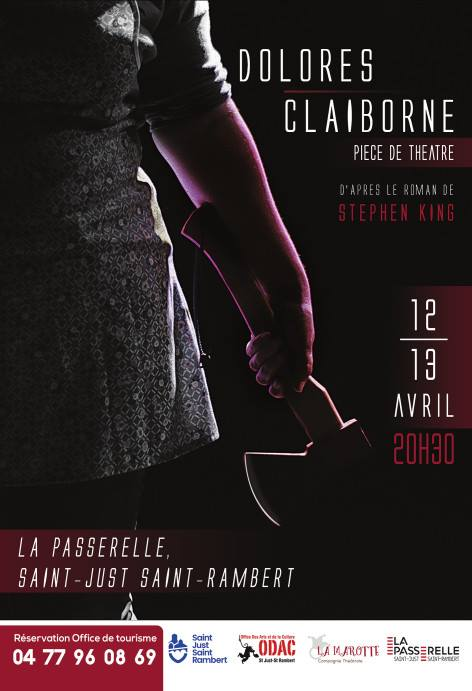 Dolores Claiborne Stephenking Piece Theatre 42 Saint Just Saint Rambert 01