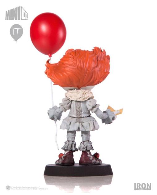 Figurine Il Est Revenu Mini Co Pennywise 17cm 1001 Figurines4