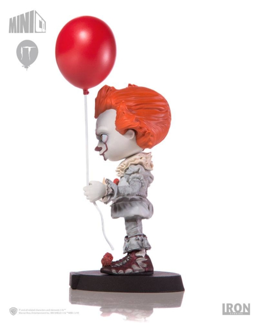 Figurine Il Est Revenu Mini Co Pennywise 17cm 1001 Figurines5