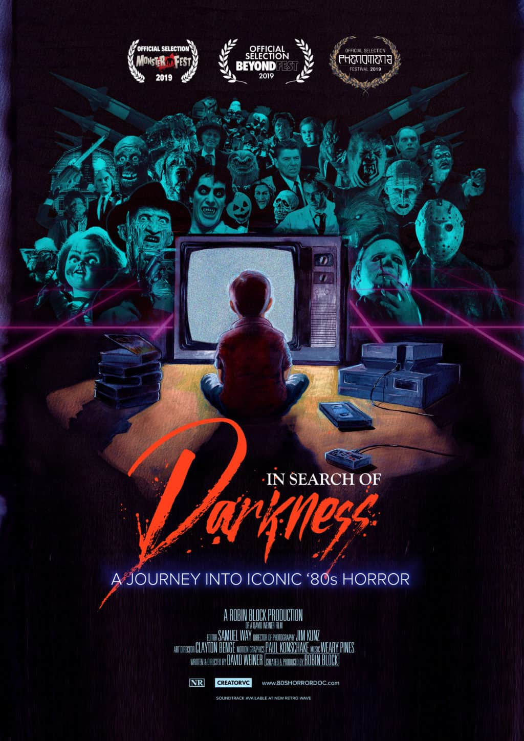 In Search Of Darkness Documentaire