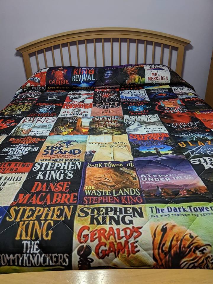 Livres De Stephenking Couverture Lit