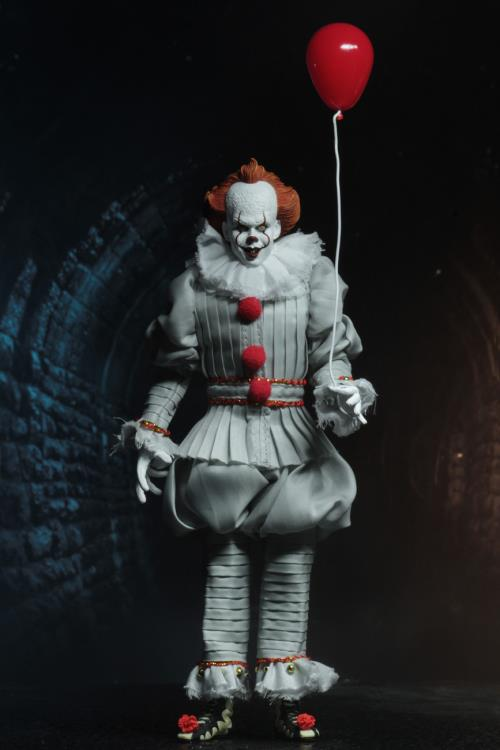 Neca Pennywise Grippe Sou 2017 Deluxe Vintage